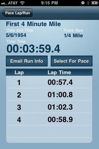 TrackPace screenshot-3