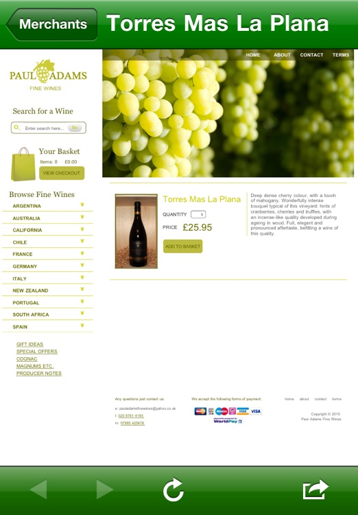 Wine Search - A Wine Lookup Tool Powered By Wine-Searcher.com screenshot-4