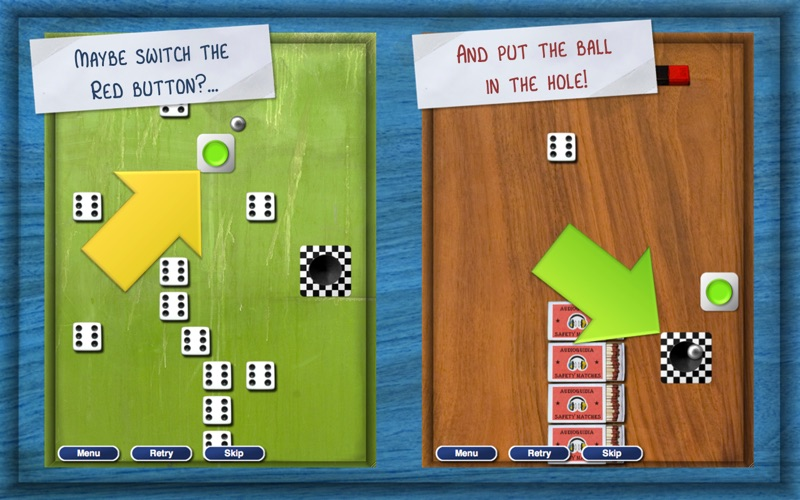 Holes and Balls Free Screenshot