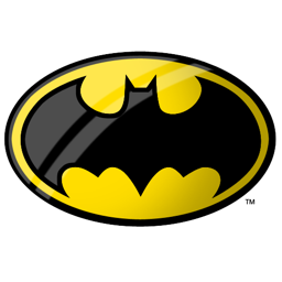 Ícone do app LEGO Batman