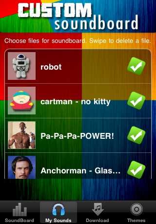 Custom Soundboard screenshot-1