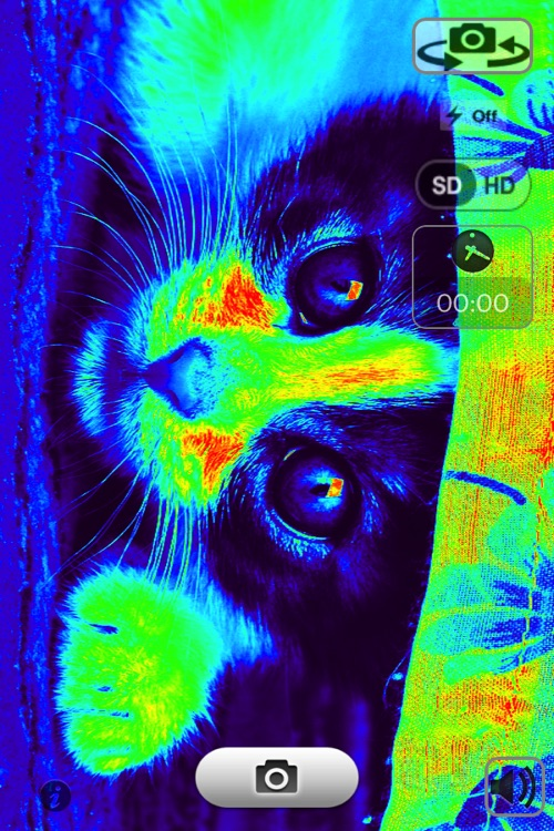 Thermal Camera & Infrared Camera FREE screenshot-3