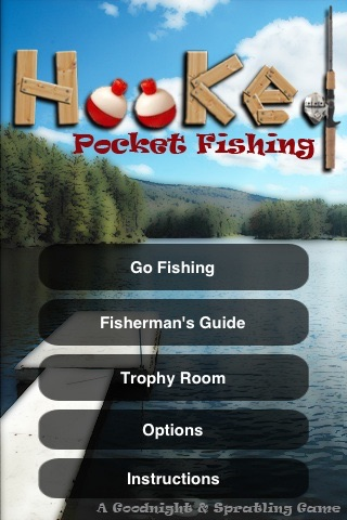 Hooked: Pocket Fishing screenshot-4