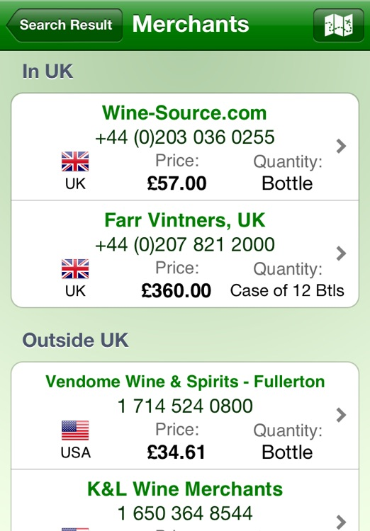 Wine Search - A Wine Lookup Tool Powered By Wine-Searcher.com screenshot-3