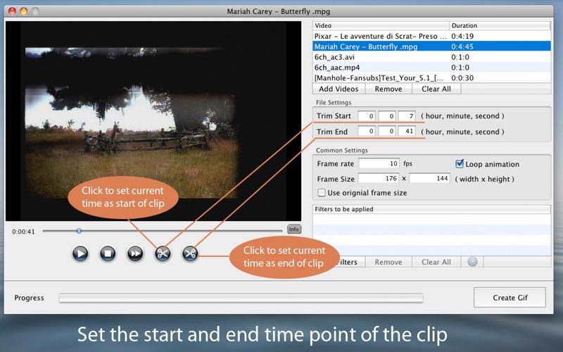 Total Video2Gif Screenshot