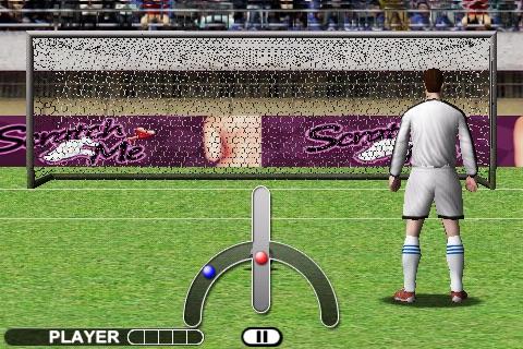Penalty Soccer Free screenshot-4