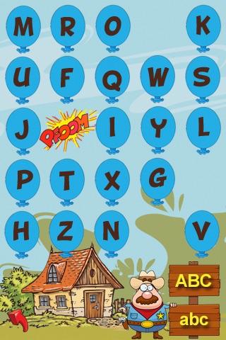 ABC Tracer - Alphabet flashcard tracing phonics and drawing screenshot-3