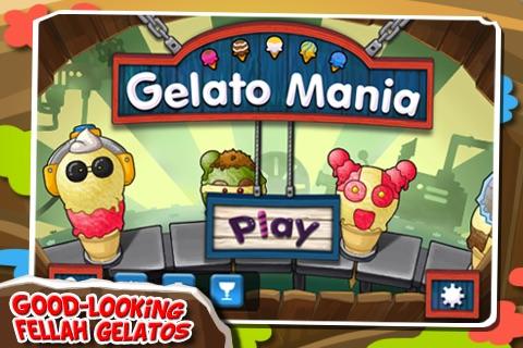 Gelato Mania