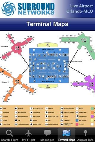 Live Airport - Orlando (MCO Airport) Lite