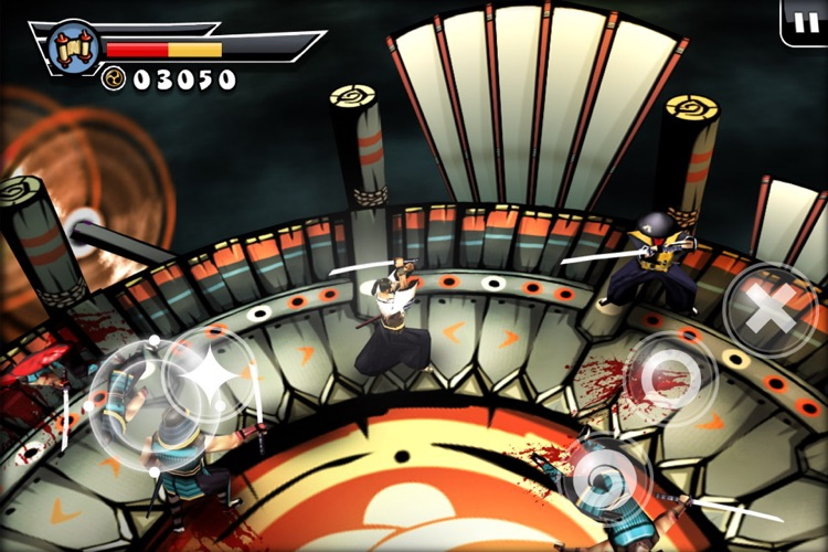 Samurai II: Dojo screenshot-4