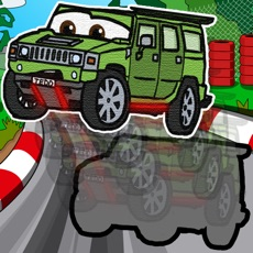 Activities of Cars & Animals Puzzle for Toddler & Preschool *KIDS LOVE*