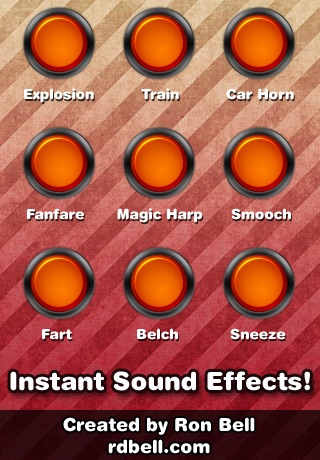 Instant Sound Effects 2!