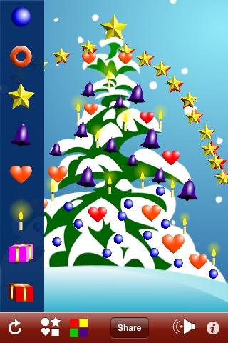 Decorate Christmas Tree hack tool