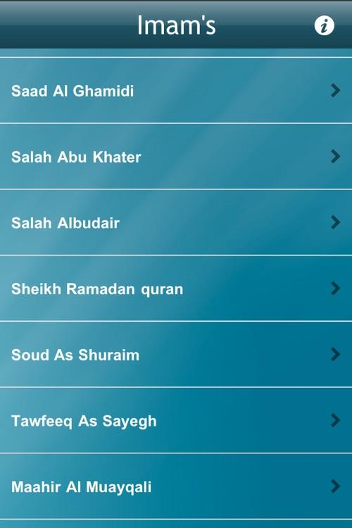 Holy Quran - 50+ Reciters screenshot-4
