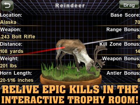 Deer Hunter Challengeのおすすめ画像5