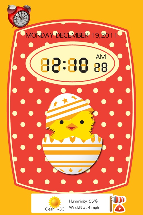 Alarm Clock HD+Free