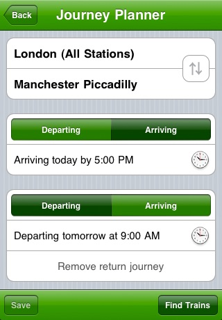 Raileasy Train Tickets screenshot-1