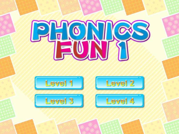 Phonics Fun 1
