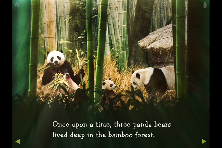 The Three Pandas Animated Storybook screenshot-2