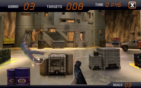 G.I. JOE: THE RISE OF COBRA - BASIC TRAINING screenshot-3