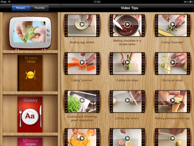 Best of French Cuisine for iPad screenshot-4