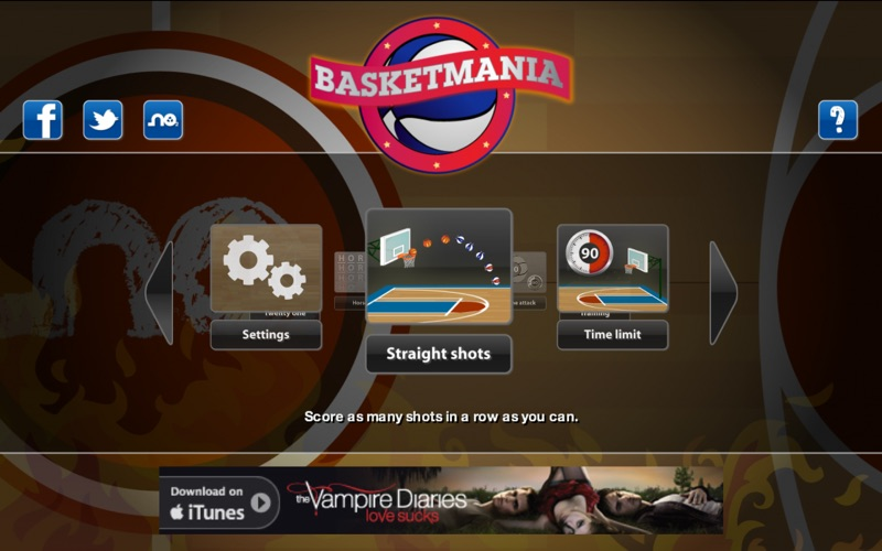 Basketmania Screenshot