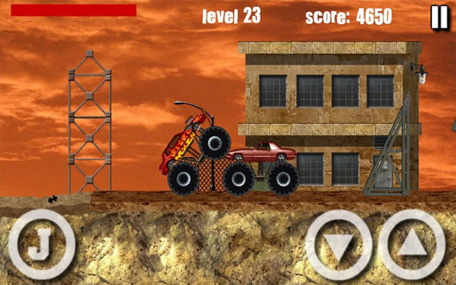 Truck Demolisher Lite Screenshot