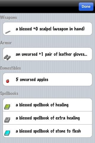 NetHack screenshot-4