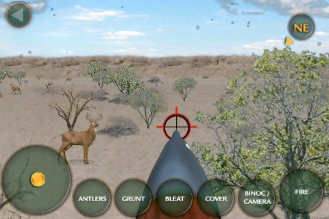 Real Deer Hunting screenshot-3