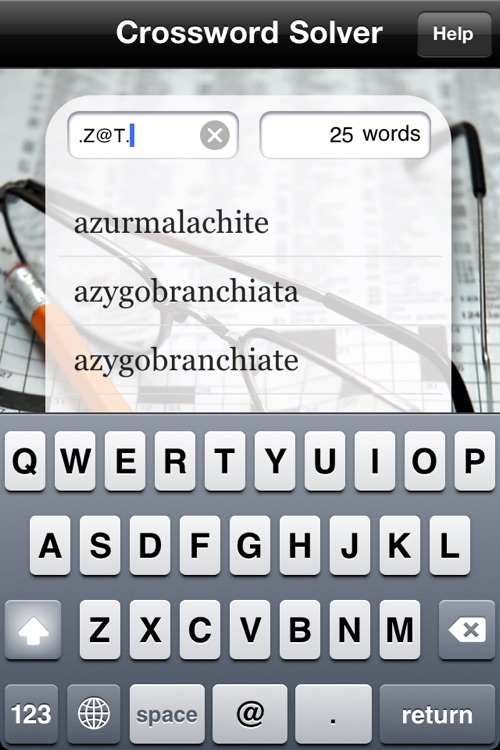 A Crossword Solver screenshot-3