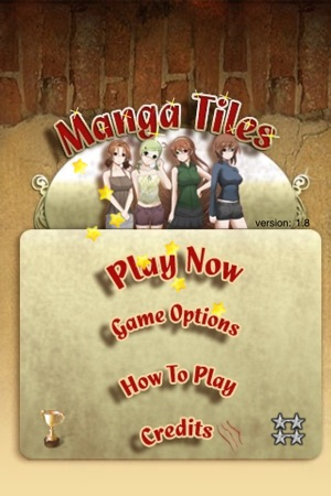 Manga Tiles Screenshot