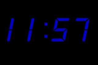 Digital Clock screenshot three