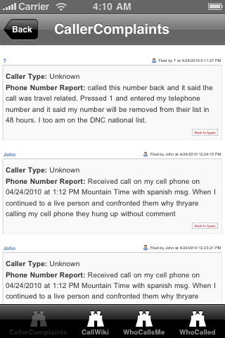 Missed Call Tracker screenshot-1
