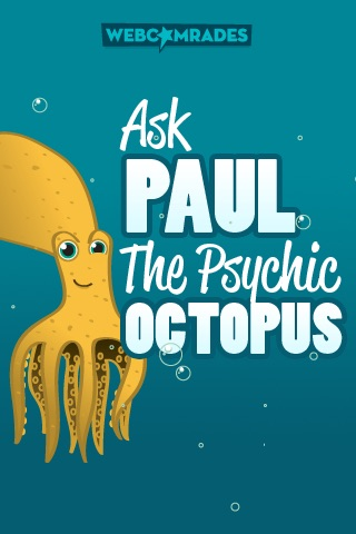 Ask Paul the Psychic Octopus screenshot-0