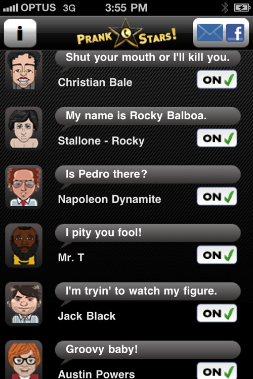 Prank Stars! Soundboard screenshot-4