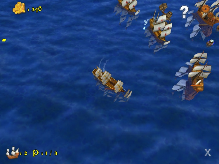 WarShip HD Lite screenshot-4