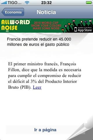 Diarios España | Periodicos: ElCorreo, ABC Sevilla, LaVoz de Galicia... screenshot-3