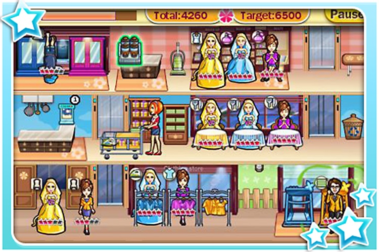 Ada's Shopping Mall