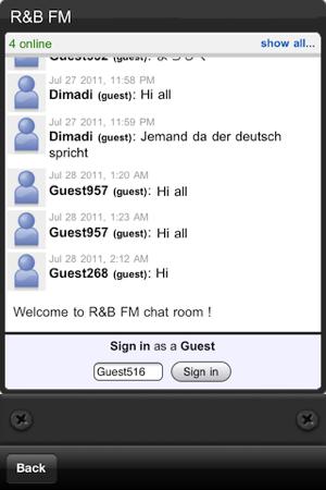 mobile chat deutsch