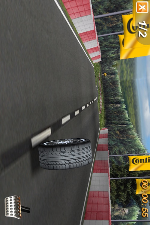 ContiTireRace 2 - The Continental Racing Game screenshot-3