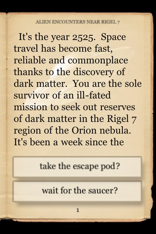 Decide Your Own Adventure Stories screenshot-3