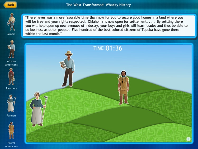 American History Games screenshot-2