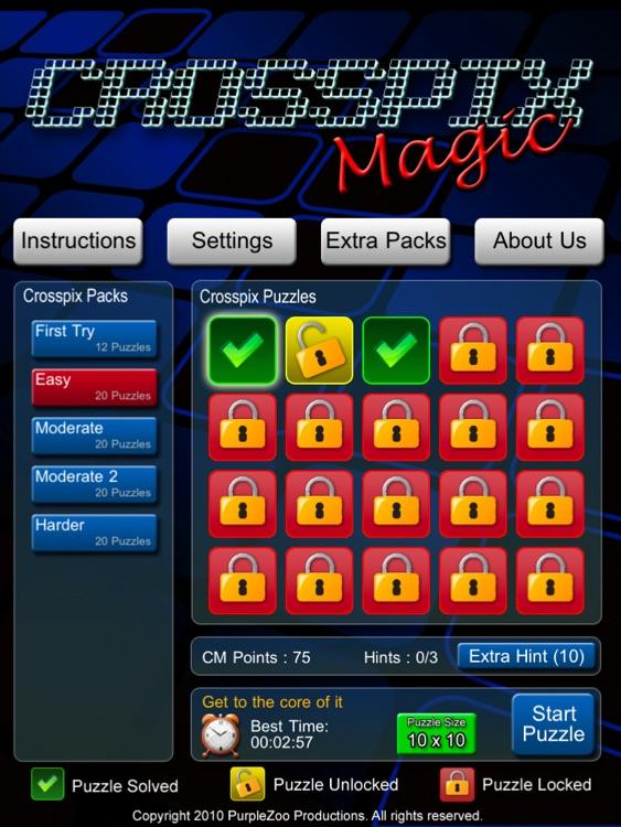 CrossPix Magic Express screenshot-3