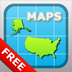 USA Maps on the App Store