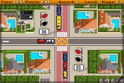 Traffic Control Lite screenshot-3