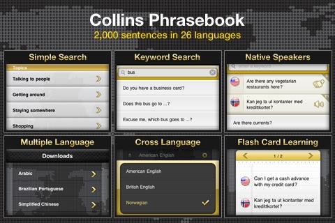 Collins Phrasebook
