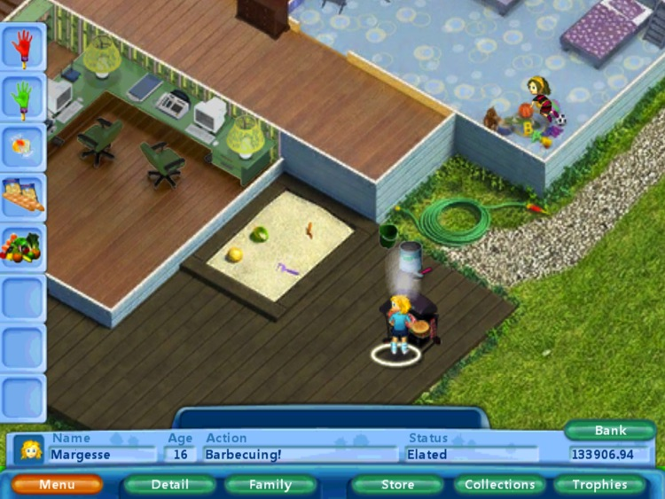 Virtual Families for iPad screenshot-4