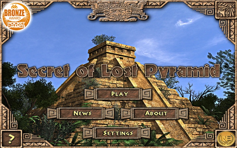 Secret of Lost Pyramid Screenshot