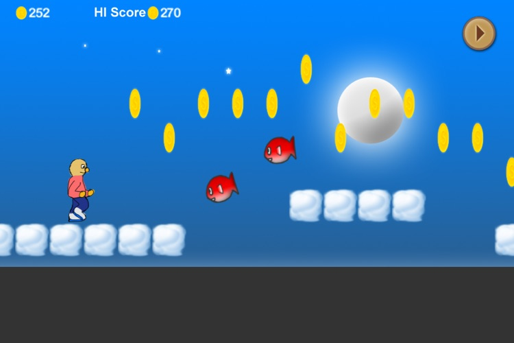 Super Fast Runner screenshot-2