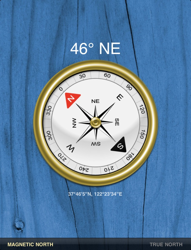 how does iphone compass work compass for free on the app 17028
